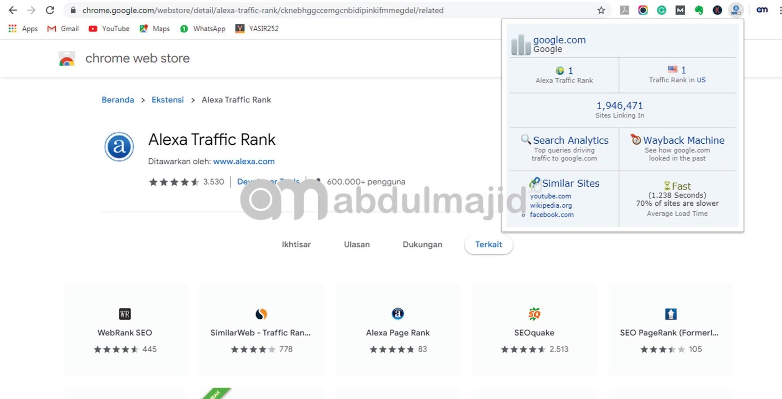 ekstensi-google-chrome-alexa-traffic-rank
