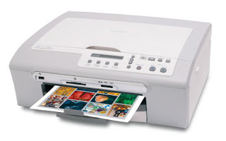 Brother DCP-150C Printer Driver All Windows, Mac