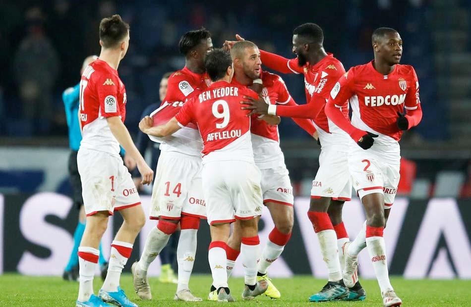 كول كورة  تقرير مباراة موناكو ضد  نانت الدوري الفرنسي