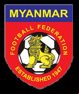 """Biệt danh tuyển Myanmar là """"Những thiên thần trắng"""" nhưng Logo thì là con kỳ lân"""