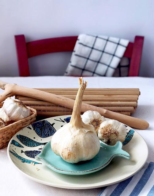C'è l'aglio e poi c'è l'Aglione, foto di Orata Spensierata
