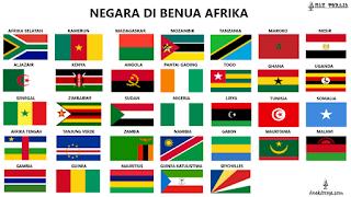 Negara Di Benua Afrika Dan Ibukotanya