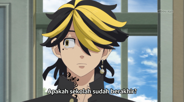Tokyo Revengers Episode 15 Subtitle Indonesia