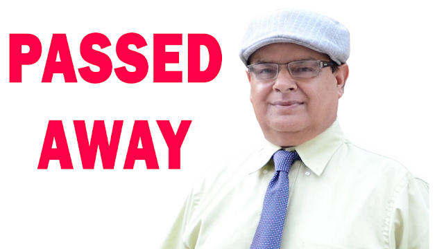 Well known novelist and defense analyst Tariq Ismail Sagar has passed away.