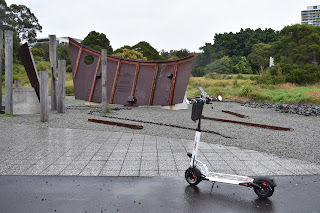 Rhodes Public Art | Boat Builders Memorial