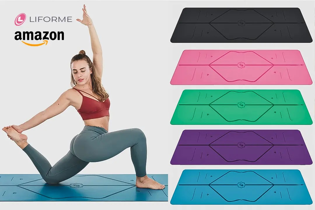 Liforme Yoga Mat Amazon