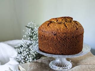 BIZCOCHO CARROT CAKE SIN GLUTEN