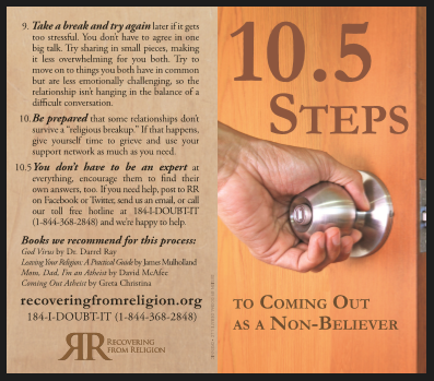 "Download ""Coming Out"" Brochure"