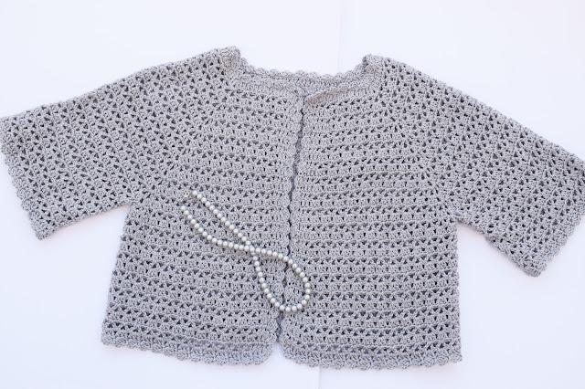 2 - Crochet Bolero para mujer a crochet y ganchillo Majovel Crochet facil sencillo bareta paso a paso DIY puntada punto alto punto bajo
