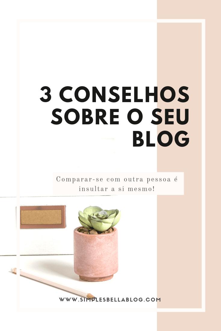 3 coisas simples que você precisa ler sobre o seu blog