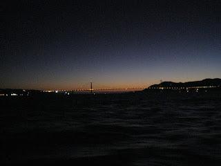 Night bay