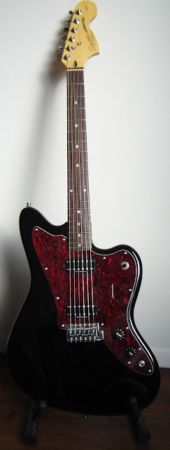 Custom Squier Vintage Modified Jagmaster