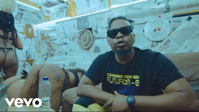 Pawon Video By Olamide