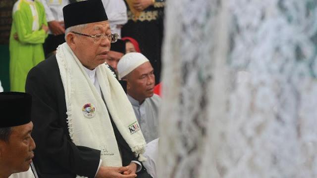 Ulama Aceh: Kiai Ma'ruf Sangat Paham Ekonomi Syariah, Wajib Didukung