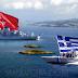 Kaynama Noktasına Yakın Yine Yunan-Türk Rekabeti