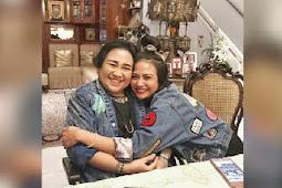 Vanessa Angel Sebut Rachmawati Soekarnoputri Jadi Ibu Yang Sangat Baik
