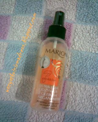 odżywka w sprayu marion 7 efektów