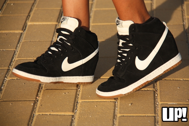 buy popular 91e99 68fc9 NIKE DUNK SKY HI! - Oh My Blog