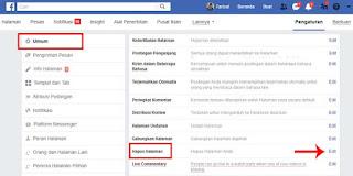 Cara Menghapus Halaman Facebook PC
