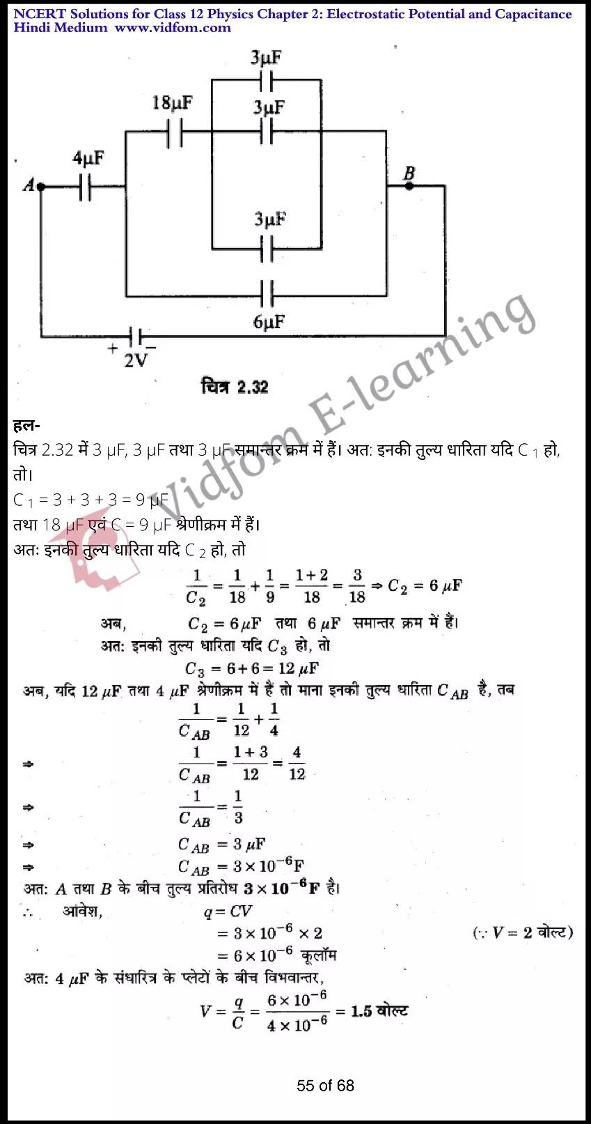 class 12 physics chapter 2 light hindi medium 55