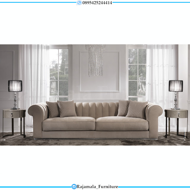 Set Sofa Tamu Minimalis Jepara Terbaru High Quality Item RM-0214