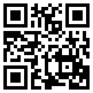 código QR de la app gratuita para telefonos moviles para todos los cofrades con informacion, videos, noticias, musica