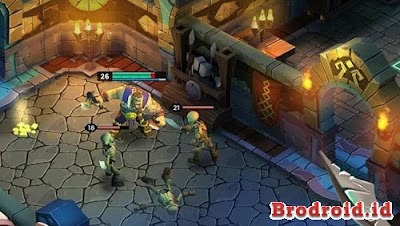 Dungeon Legends v2.140 Mod APK Terbaru 2017