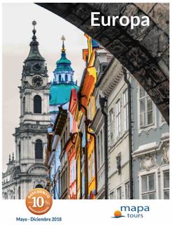Catálogo de circuitos por Europa 2018