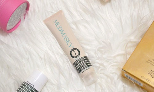 Serum Infused Eye Mask MUDMASKY