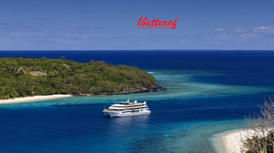 Traveling Fiji