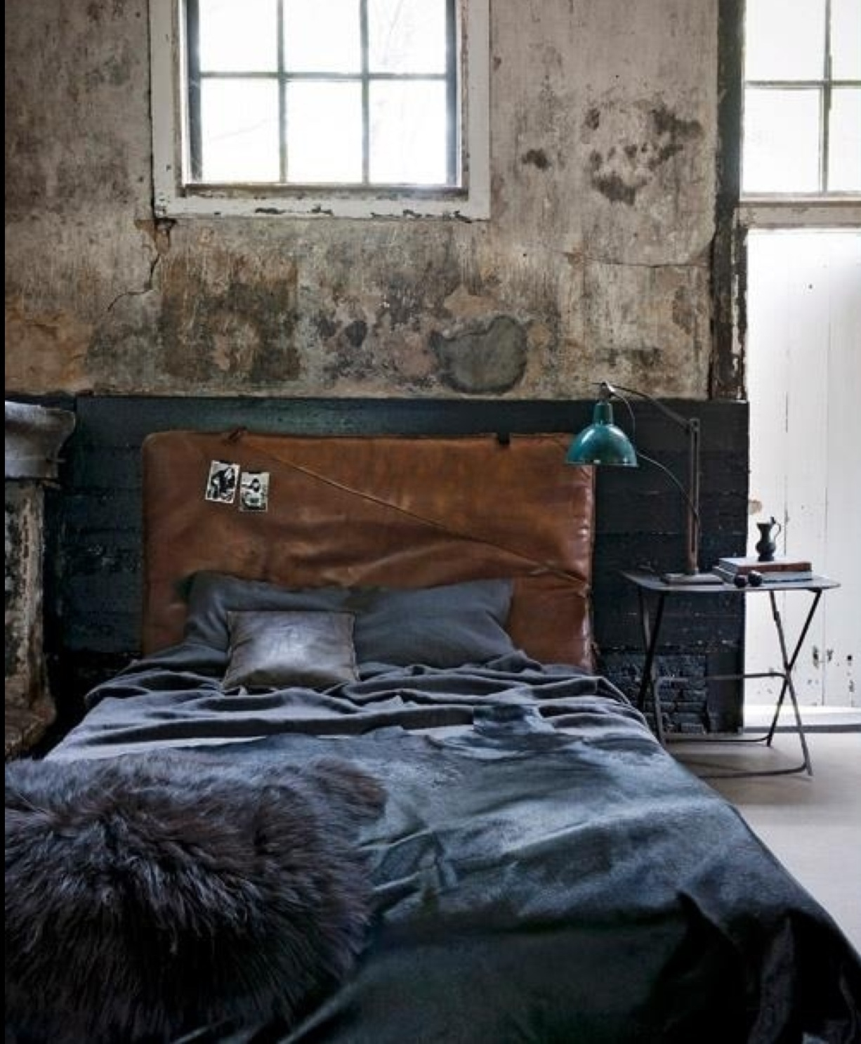 Industrial Bedroom Interior #2 Part 48