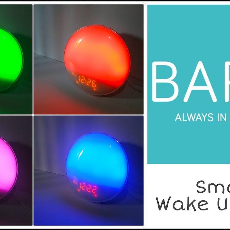 Bangun Pagi Terasa Nyaman Dengan BARDI Smart Wake Up Light