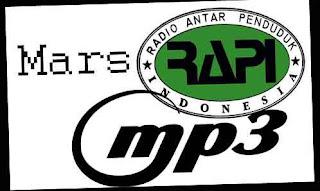 Download Lagu Mp3 Mars Rapi Full Bass dan Hifi
