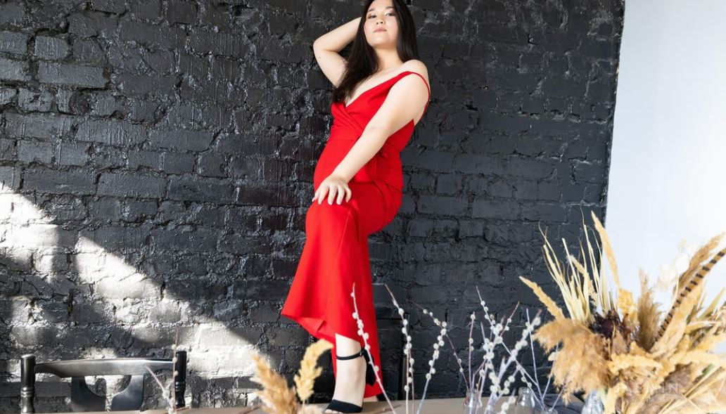 SakuraCherry Model GlamourCams