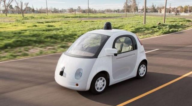 mobil otonomos teknologi google terbaru