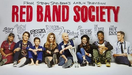 Red Band Society, Louca por Séries, Uma Garota Chamada Sam,