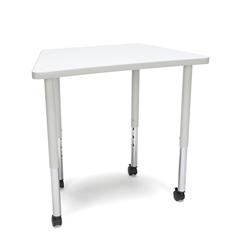 Height Adjustable Training Tables
