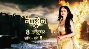 Highest TRP and BARC Rating of Hindi Tv Serial is Colors serial Naagin - Season 2 images, wallpaper, timing in week 23rd, June month, year 2017. Top 10 indian TV serials by TRP ratings of june 2017 | BARC TRP Ratings