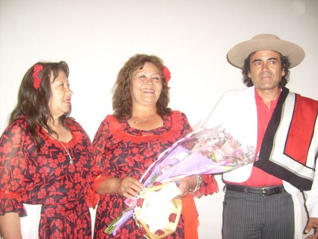 Nadia Cortes Cantares de mi Tierra