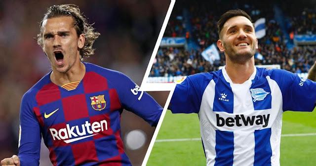 مشاهدة مباراة برشلونة وديبورتيفو ألافيس بث مباشر اليوم