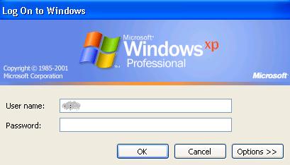Build WinXP image into NOVA