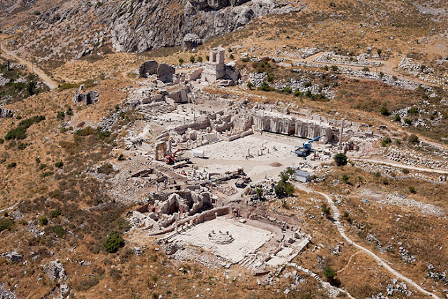 New excavation season starts in ancient Sagalassos