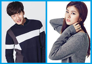 Lee Kwang Soo and Jung So Min The Sound of Heart Main Cast