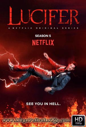 Lucifer Temporada 5 [1080p] [Latino-Ingles] [MEGA]