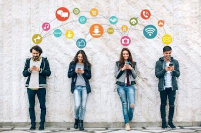 Banyak Pengguna Media Sosial