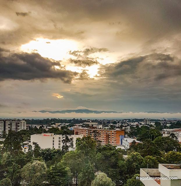 Zona Viva, Cidade da Guatemala