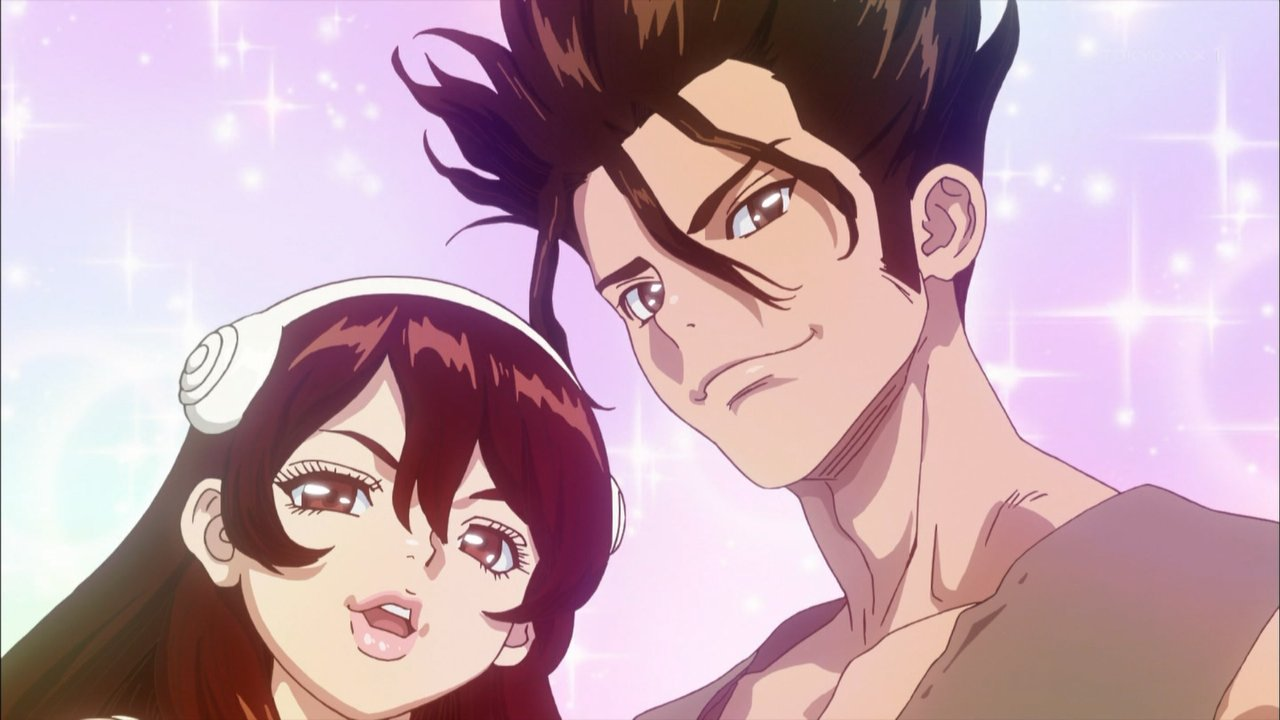 Dr. Stone S2 - Episode 1