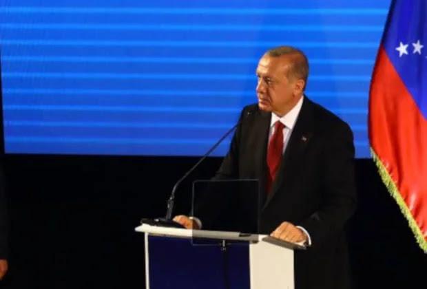 Erdogan: Turquía puede cubrir la mayoría de las necesidades de Venezuela