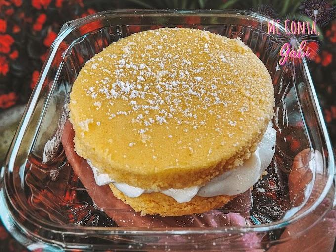 VICTORIA SPONGE CAKE no pavilhão do REINO UNIDO!