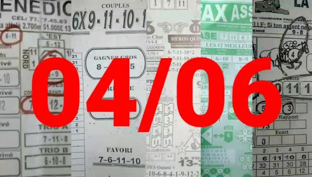 Pronostic quinté+ pmu Vendredi 04/06/2021